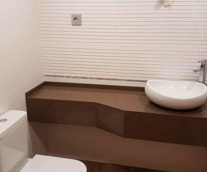 Cuarto de baño en Olesa de Montserrat