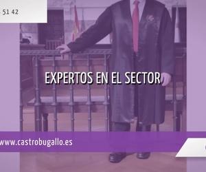 Procurador económico en Coruña   José Antonio Castro Bugallo