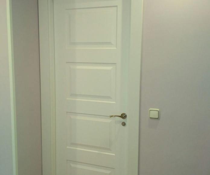 Puertas: Cocinas y baños de F. Alba, cocinas y baños