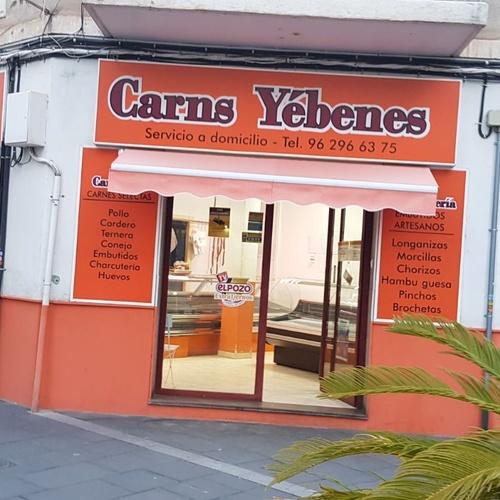 Carnicería a domicilio en Gandía: Cars Llebenes