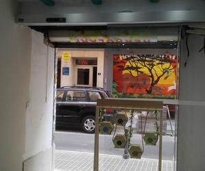 Puerta de Cristal Automática Farem Delux Herboristeria Torrente