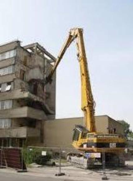 Demoliciones: Servicios de Elencoga, S. L.