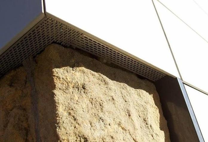 Fachadas ventiladas: Trabajos realizados de Impermungi, S.L.