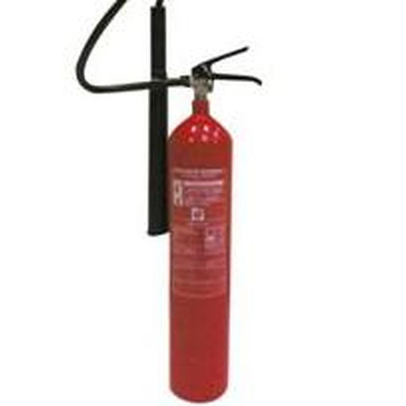 Extintor CO2 5Kg: Servicios de Allintegra, S.L.