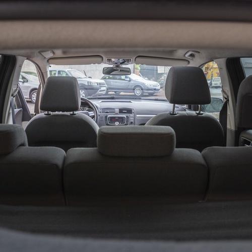 Interior vehículo CAR PLUS CANARIAS