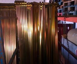 Galvanizado electrolítico en Málaga | Industria Sevillana del Zinc