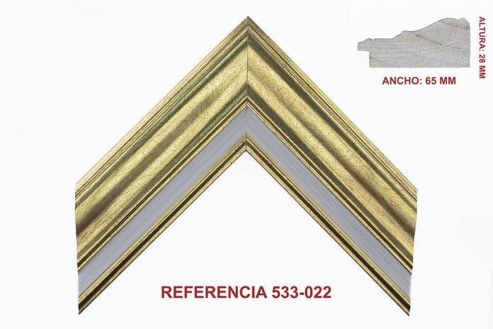 REF 533-022: Muestrario de Moldusevilla