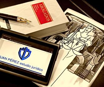 Gestión de deudas: Servicios de Juan Pérez - Estudio Jurídico