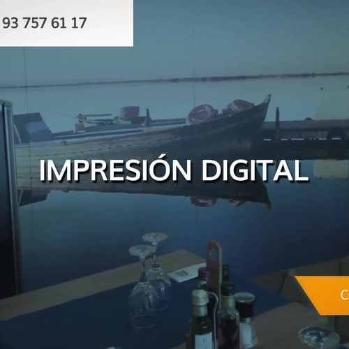 Impresión digital en Mataró