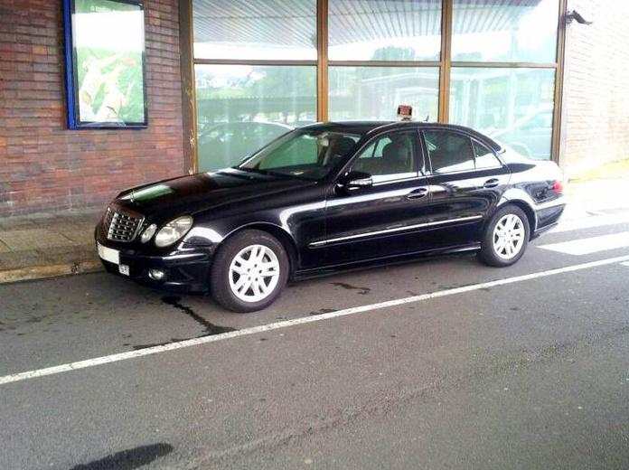Particulares: Servicios  de Taxi Mercedes Hondarribia