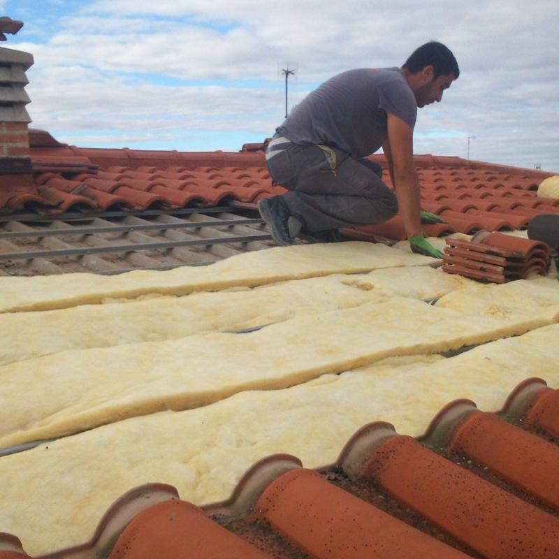 Rehabilitación de edificios: Servicios de Integración de Servicios Toledo, S.L.