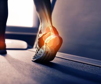 Lesiones tendinosas: Tratamientos de SÁNATE