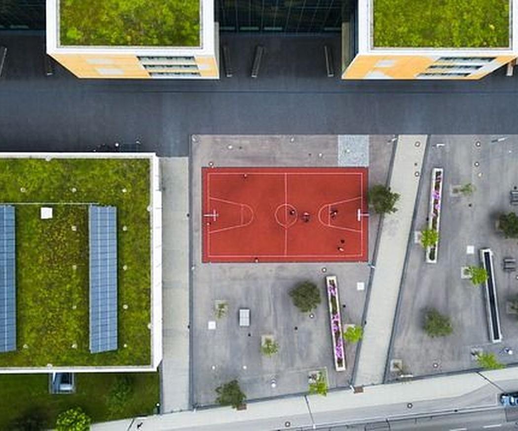 Los tejados y la eficiencia energética