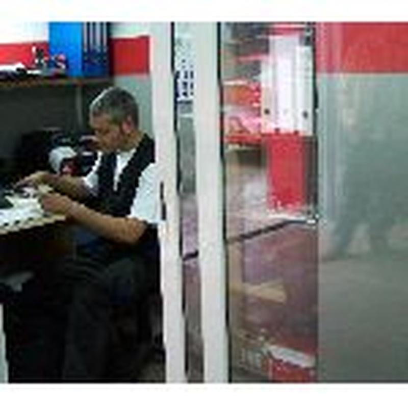 Nuestros servicios: Servicios de Tallers Roberauto
