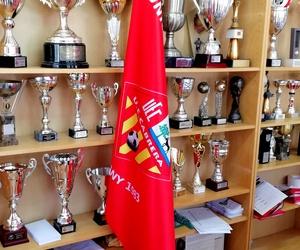 Bandera de Interior con mástil