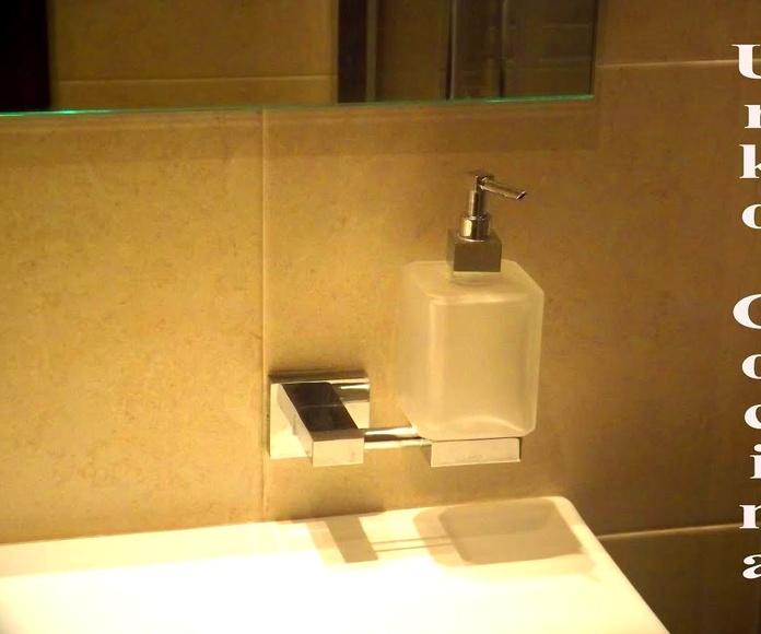 Accesorios de baño en Bilbao