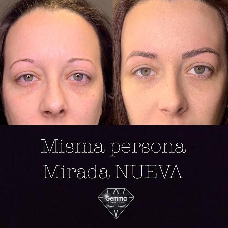 Micropigmentación Realista: Nuestros servicios y fotos de Gemma Beauty Bar