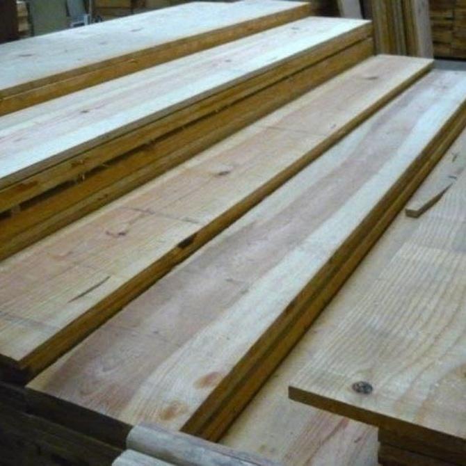 Características de los tableros de madera