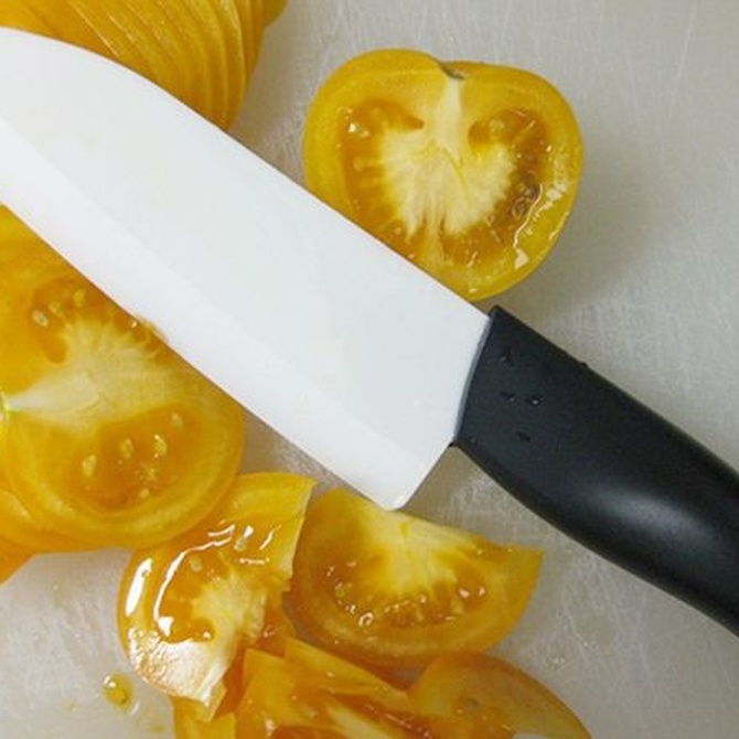 El cuchillo en la cocina moderna