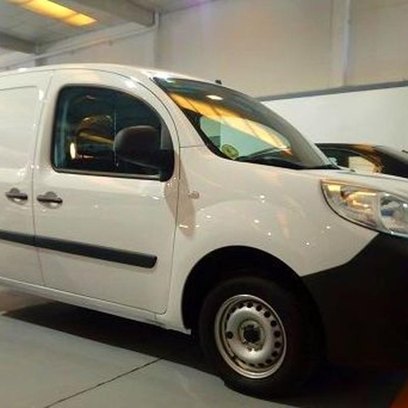 KANGOO PROFESIONAL : servicios y vehiculos de AUTORRESCATE VIROLLA S.L.