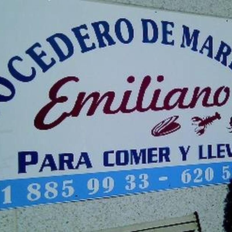 Pescados: Nuestros productos de Cocedero de Mariscos Emiliano