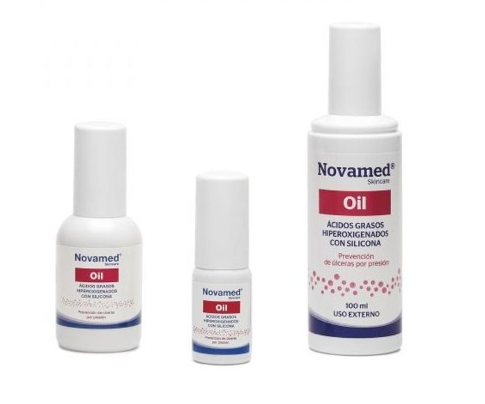 Novamed Oil Acido graso hiperoxigenado