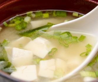 Maki: Cocina japonesa de Kaede Restaurante Japonés