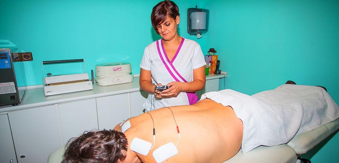 Tratamiento de fisioterapia en Alcalá de Henares