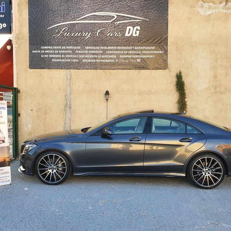 Mercedes CLS 400i AMG: Venta de vehículos de Luxury Cars DG