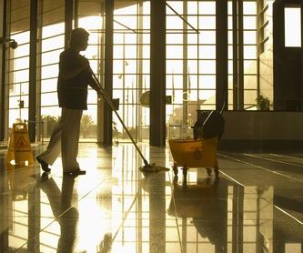 Limpiezas de cristales: Nuestros Servicios de Crisan Limpiezas