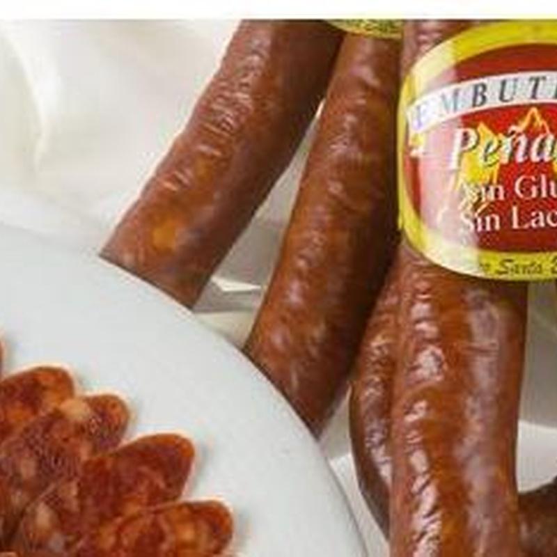 Chorizo sarta Navarra