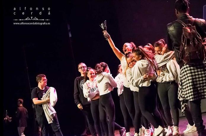 Grupos de competición Dance Center Valencia