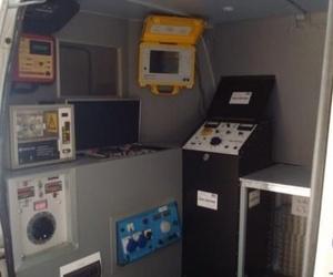 Vehículo laboratorio