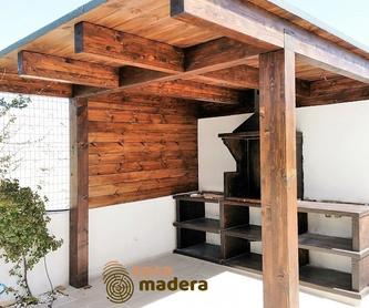 Vallas: Productos y materiales de Toca Madera