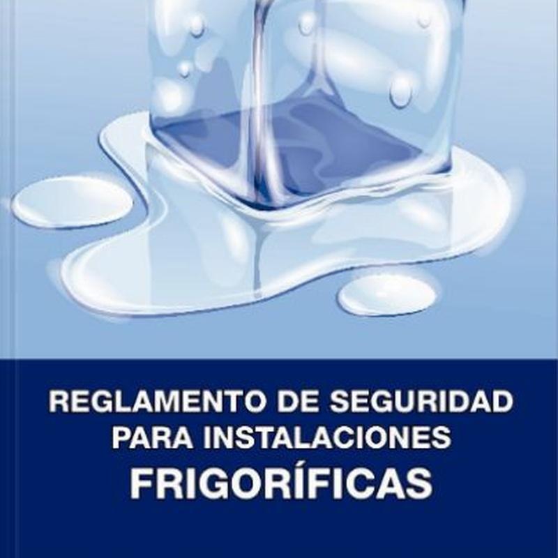 Reglamento de seguridad para instalaciones frigoríficas:  de Ediciones Experiencia