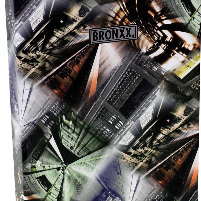 Carpeta 4 anillas BRONX SUBWAY. SPORT TANDEM