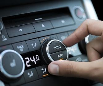 Diagnosis del automóvil: Servicios de EM Taller del Automóvil