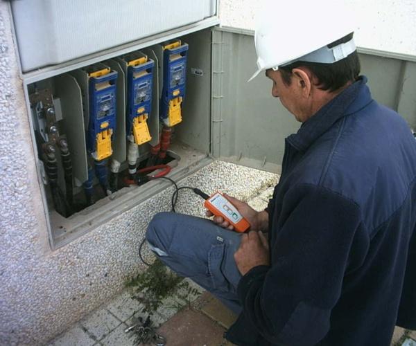 Identificación de cables de Baja y Alta tensión