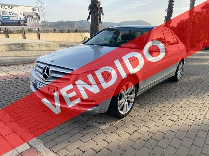 MERCEDES BENZ C 220 CDI: COCHES DE OCASION de Automóviles Mediterráneo