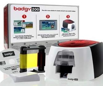 Tarjetas plásticas de PVC. Blancas, para termoimpresión.: Productos de Solutar - Soluciones de tarjetas
