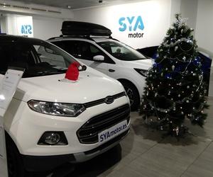 La Navidad ha llegado a Sya motor