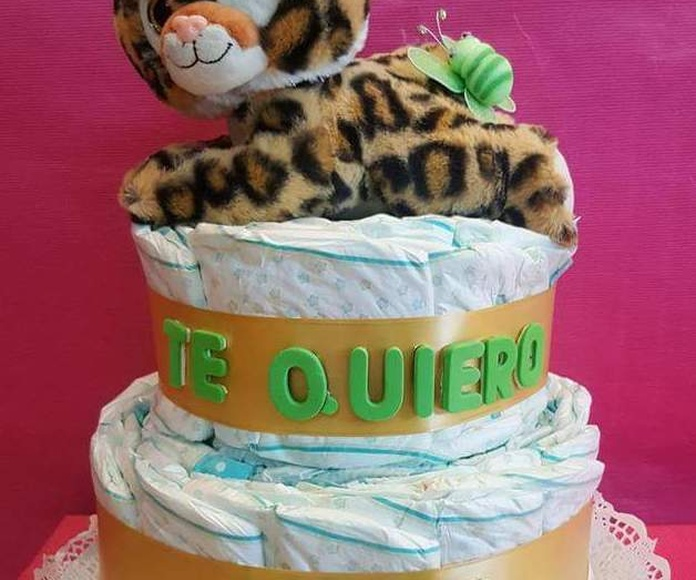 tarta pañales tigre Ferrol