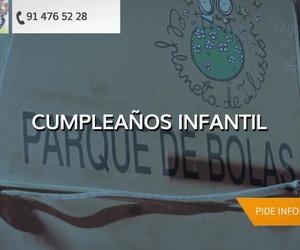 Cumpleaños infantiles en Usera, Madrid | El Planeta Ilusión