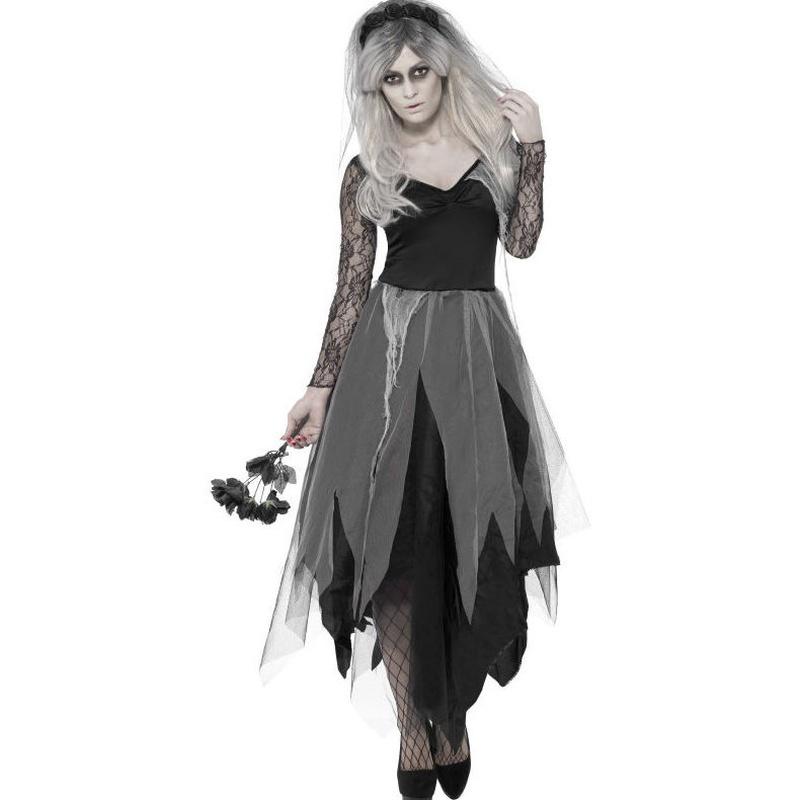 Disfraz novia del cementerio