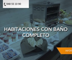 Hoteles en Estella | Hospedería Chapitel