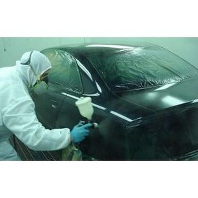 Reparación chapa y pintura: Servicios de Talleres Moreno Rubiano