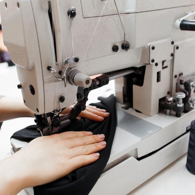 Si tu sueño es ser diseñador necesitas una máquina de coser