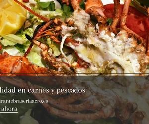 Restaurante brasería en Badajoz | Acro Brasería Tapería