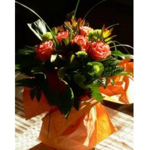Arreglos florales: Productos y Servicios de Floristería Decoflor