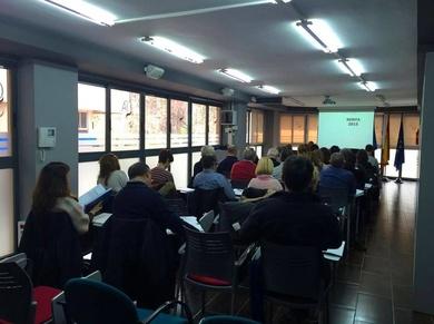 Gestors Associats Porcar Fulleda presentes en el curso de IRPF realizado por el Colegio de Gestores